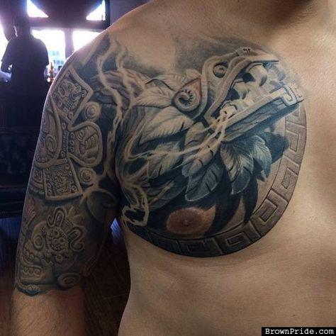 7147e476c Tattoo - Buscar con Google | art | Mayan tattoos, Body art tattoos ...