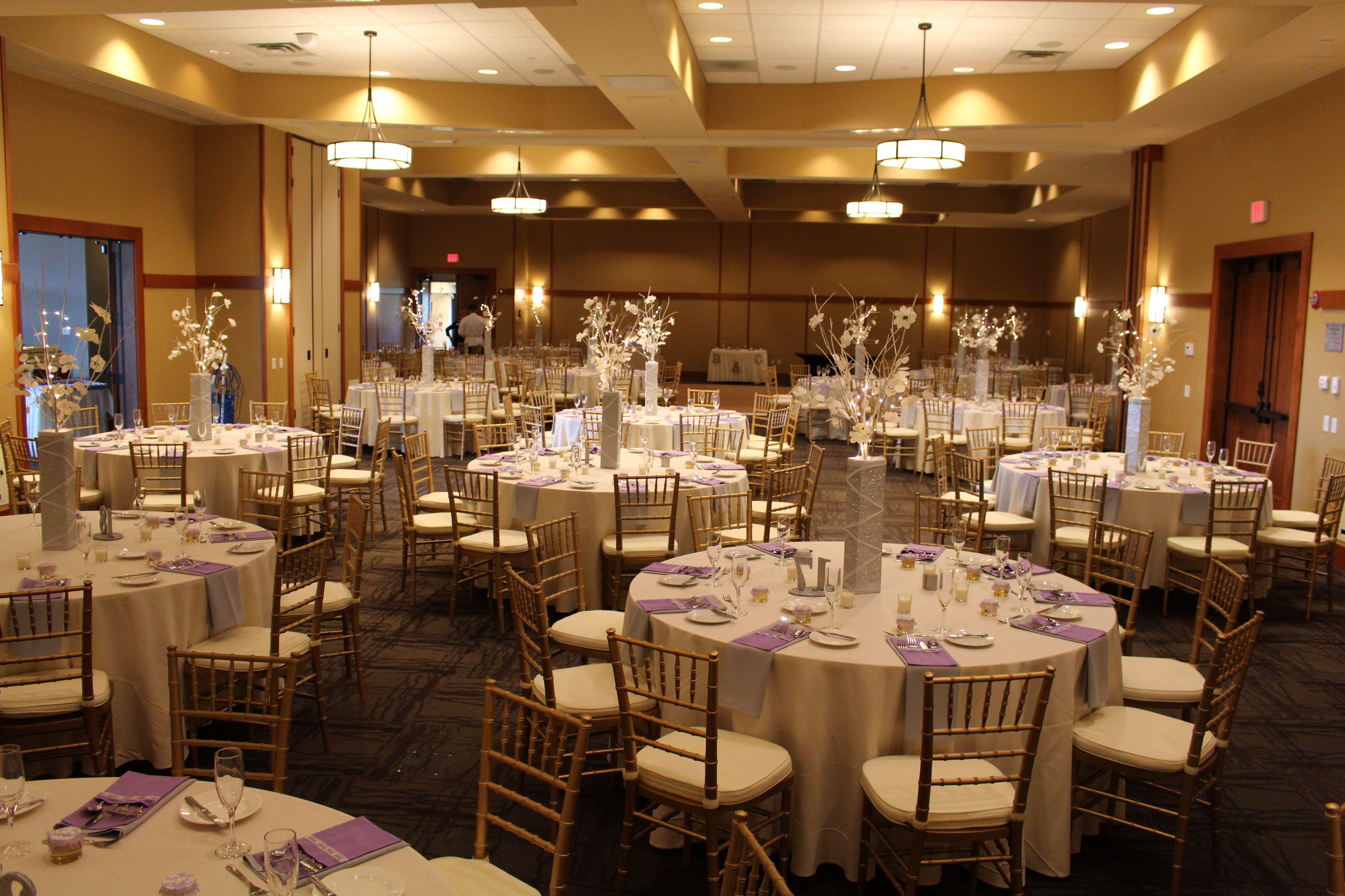 Jay Peak Resort Foeger Ballroom Vermont Wedding