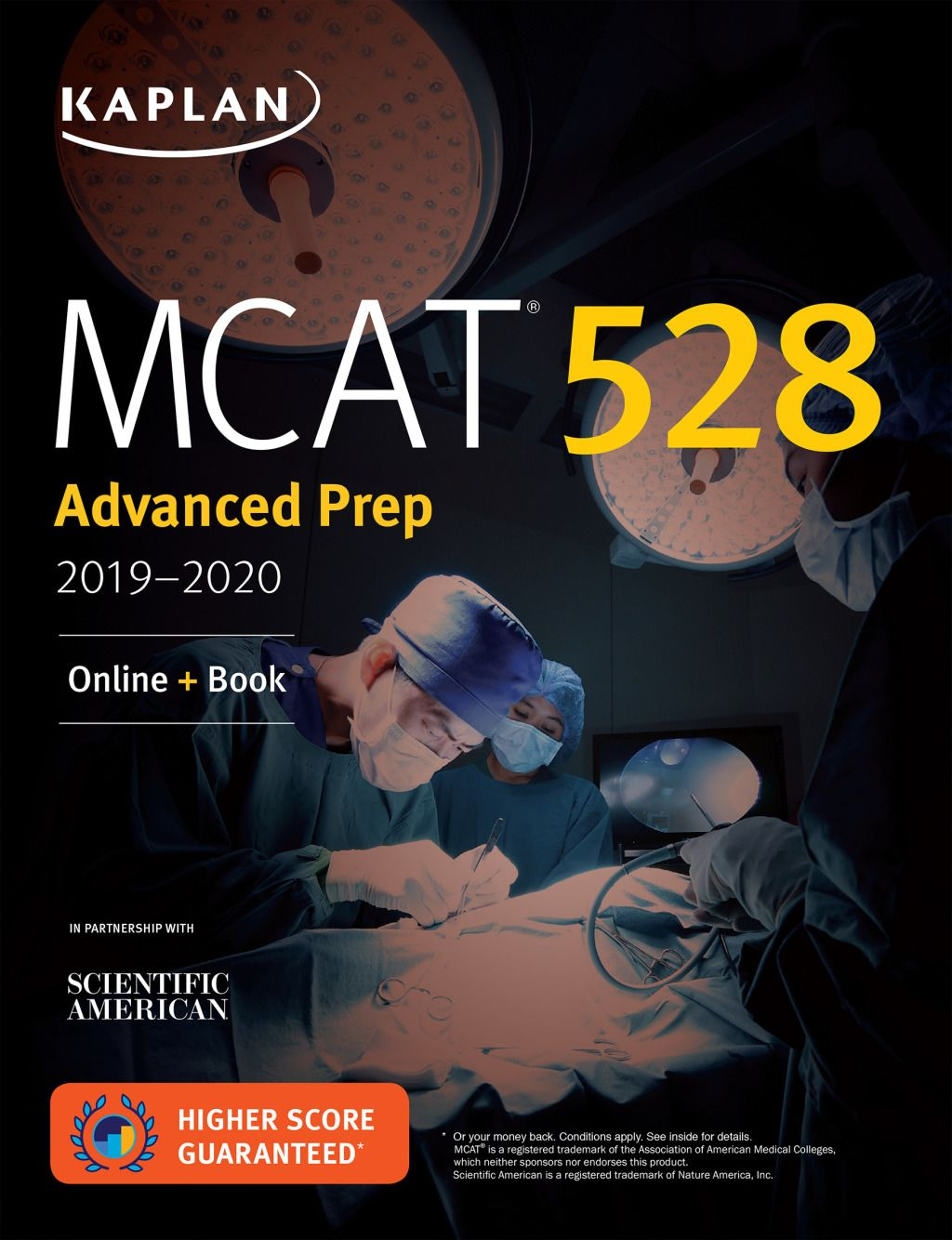 MCAT 528 Advanced Prep 20192020 (eBook) (With images