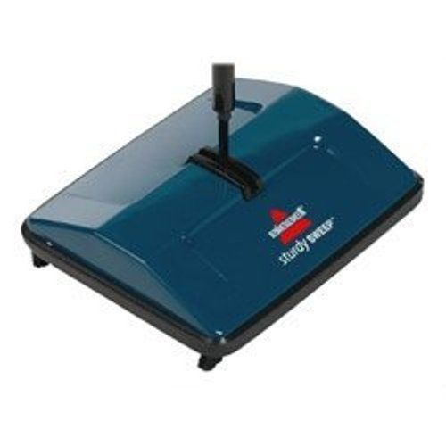 Bissell Sturdy Sweep 2402c Cordless Sweeper Blue Bissell Http Www Amazon Ca Dp B002tol8ym Ref Cm Sw R Pi Dp 8qelvb1ecym07 Carpet Sweepers Sturdy Carpet