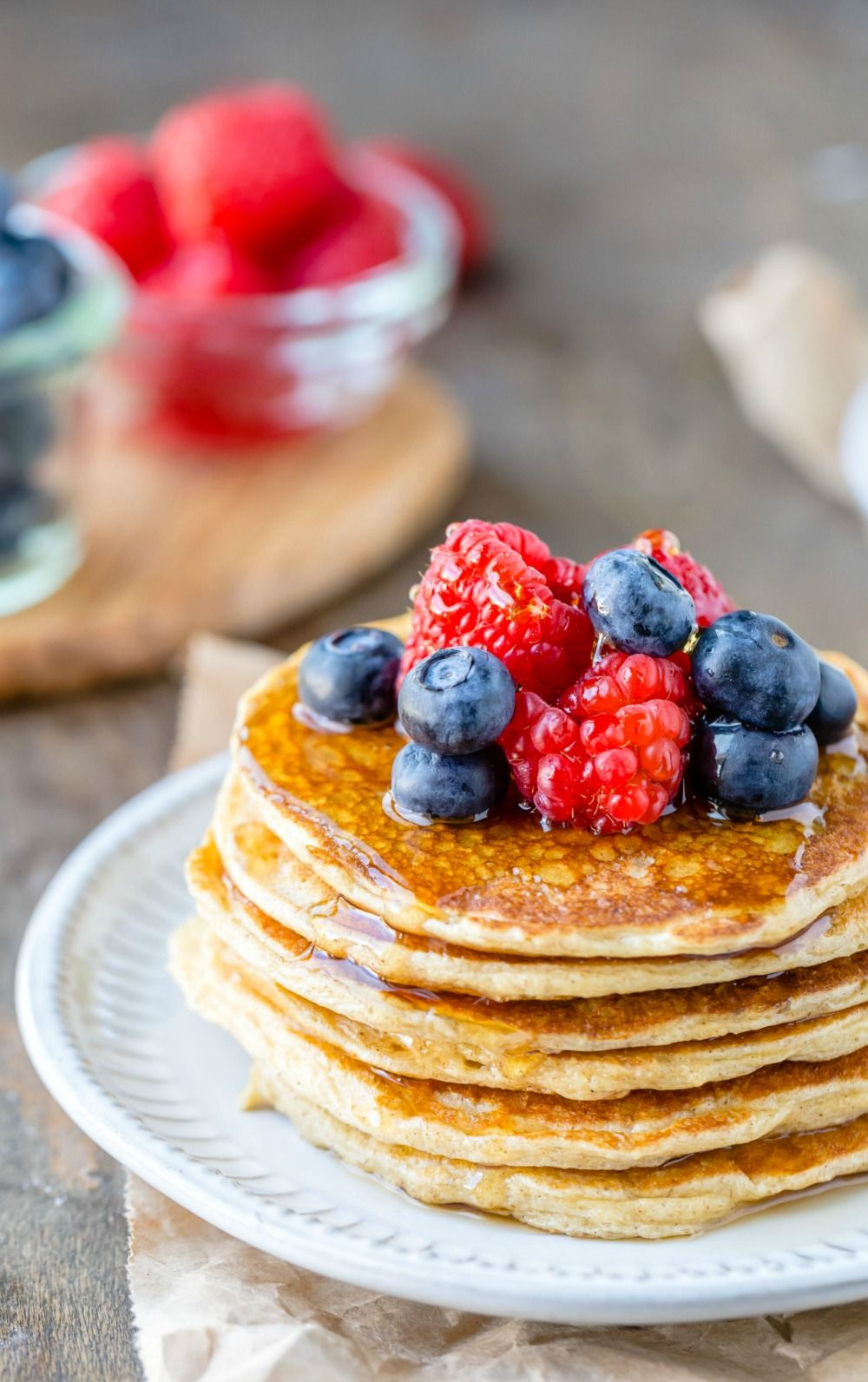 Cottage Cheese Pancakes Recipe Cottage Cheese Pancakes Food Pancakes