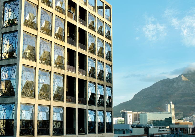 the silo hotel in cape town by thomas heatherwick ref pinterest