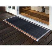 Foot mats- Fußmatten  Outdoor doormat New Standard Rizz silver, designer …  -#BathroomDecorpictures #BathroomDecorpink #BathroomDecorshelves #BathroomDecorsink #smallBathroomDecor