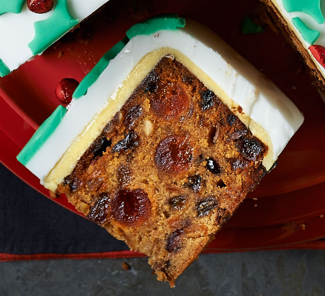 Suits All Christmas Cake Recipe Christmas Baking Easy Cake