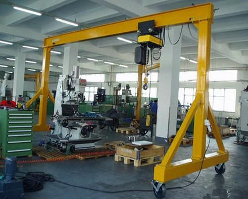 Ellsen Overhead Shop Crane With High Quality And Cheap Price For Sale Gantry Crane Cranes For Sale Crane Mobile