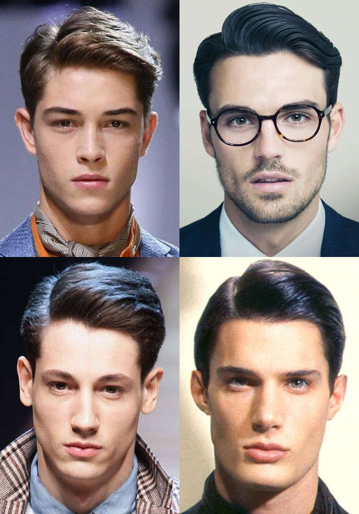 30 Side Part Haircuts A Classic Style For Gentlemen Hair Tips