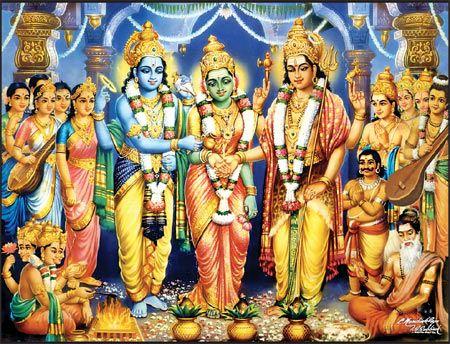 நன்றாக வந்திருக்கிறது 'நண்பன்' ! : ஷங்கர் | Lord ganesha paintings, Hindu art, Shiva parvati images