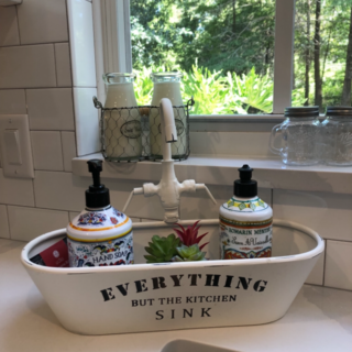Everything But the Kitchen Sink Tray Best kitchen