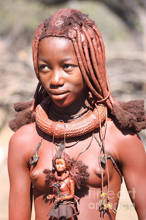Himba Young Girls-5730