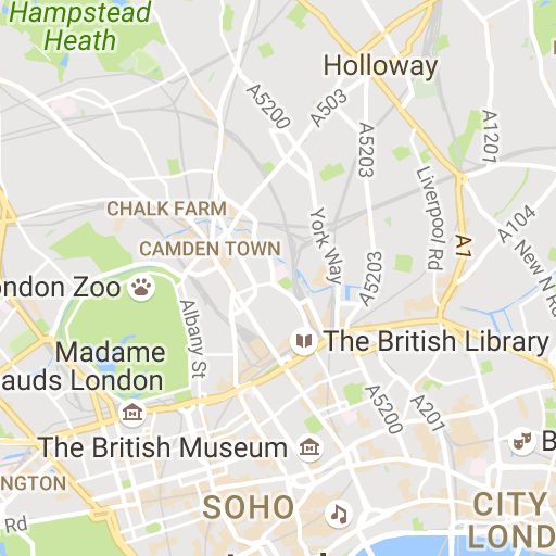 Camden, Cycling In London, London