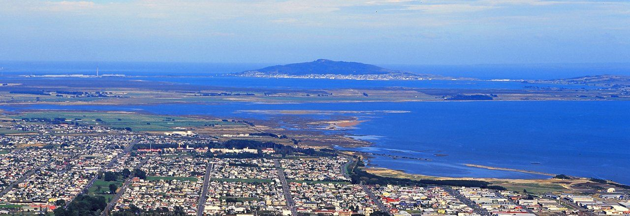 Invercargill is New Zealand's southernmost city, located at the bottom of the South Island.
