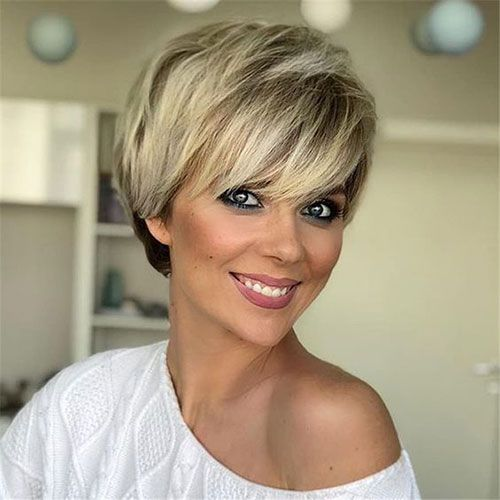 The Best Lady Short Hair Style 2019 And Description