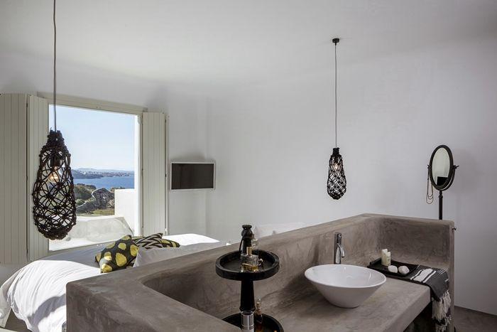 Greca Bagno ~ Grecia sale da bagno in bianco e blu un sulla cultura dell