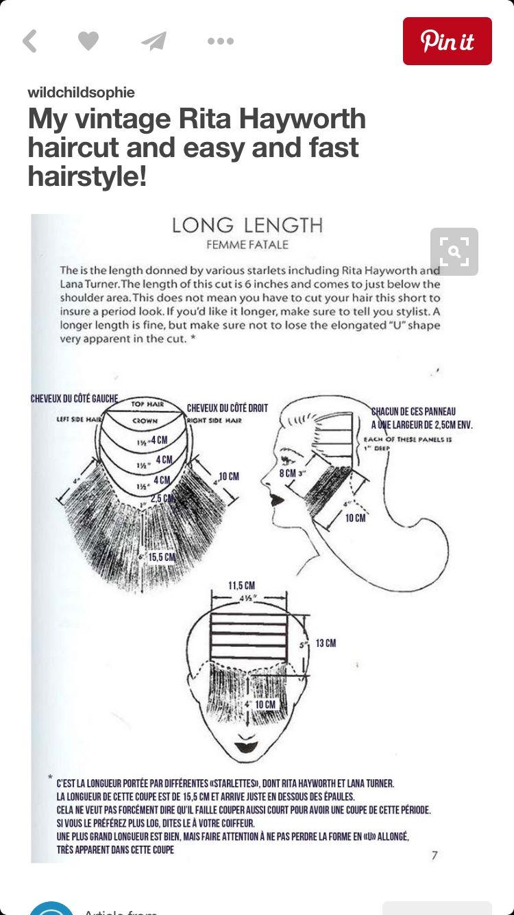 Middy Haircut Long Length