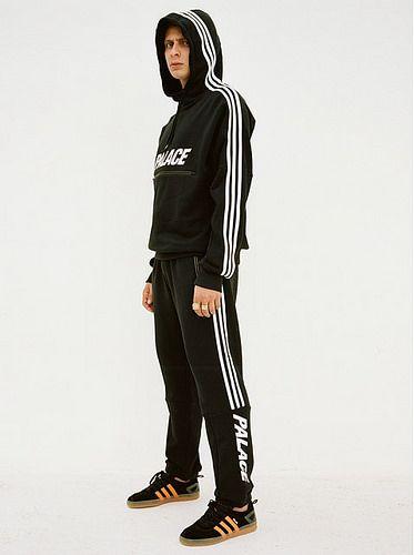 PICKUP] Palace x Adidas : streetwear