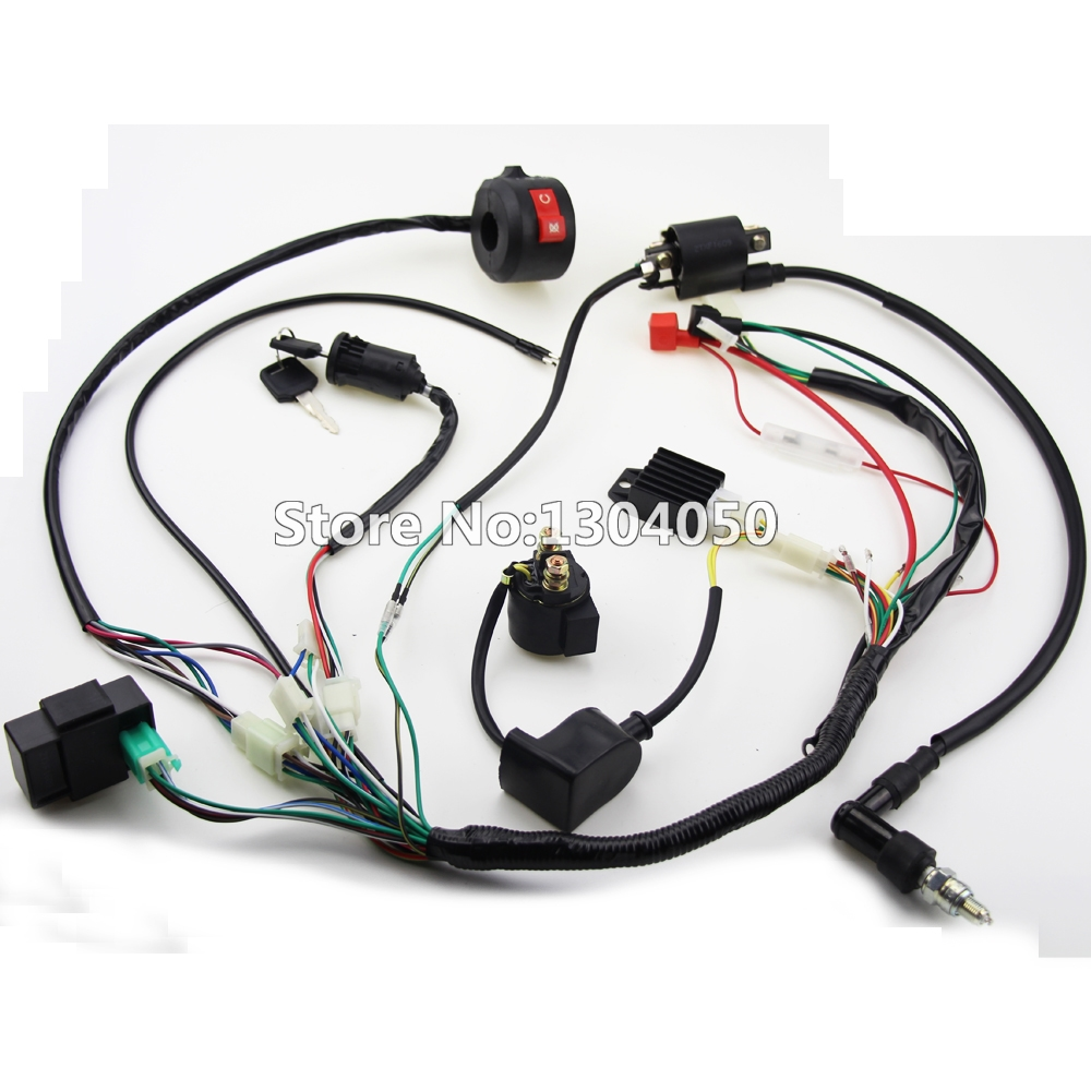 4930 Watch Now Http Alil8ashopchinainfo Gophpt32561534515 Go Kart Wiring Harness