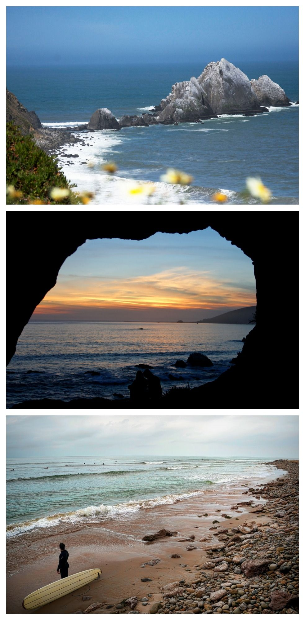 Beach Towns That Are Californias Best Kept Secrets California - 7 unforgettable backdrops on californias 17 mile drive