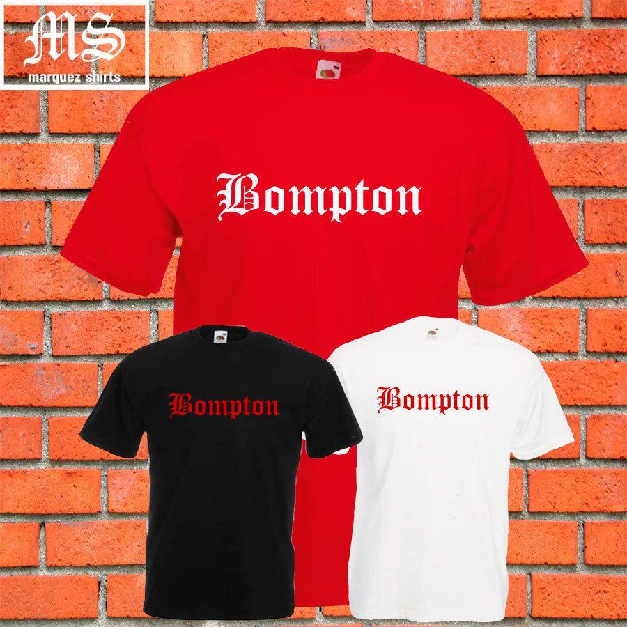 9876cdb1 T-Shirt Bompton YG 400 Surviving Compton Blood Brazy Suge Hood OG Mens Tee  #FruitoftheLoomorBC #GraphicTee