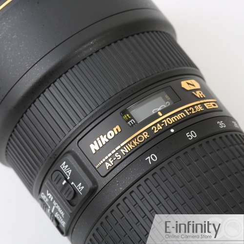 Nikon Af S Nikkor 24 70mm F 2 8e Ed Vr Lens Vr Lens Nikon Camera Nikon