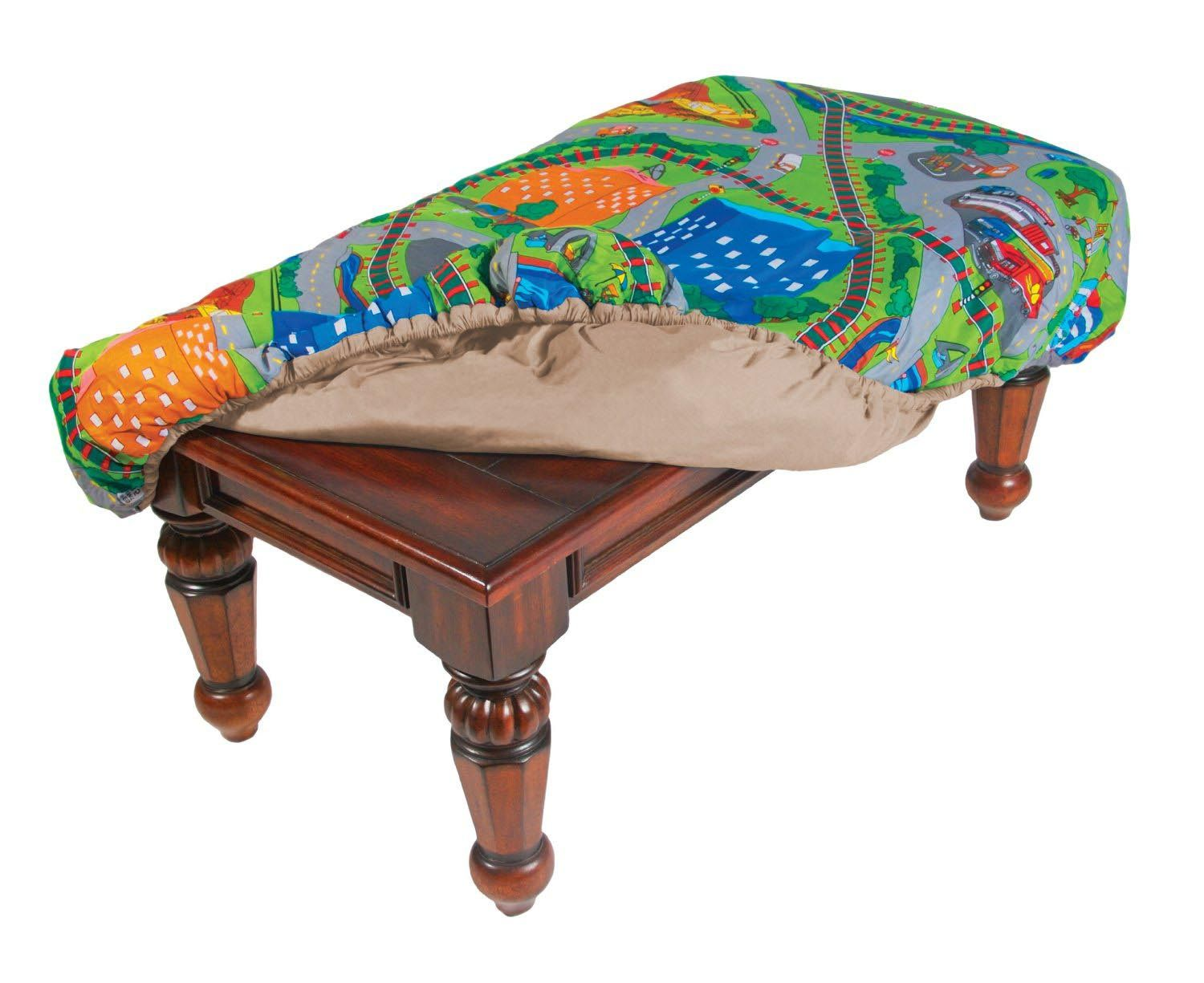 Pin By Hannah Snelling On Baby Stuff Padded Coffee Table