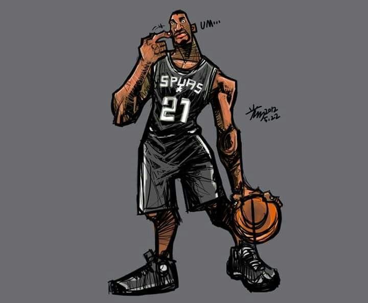 Cool Nba Drawings: Pin By Victor Anastasis On NBA Cool Arts