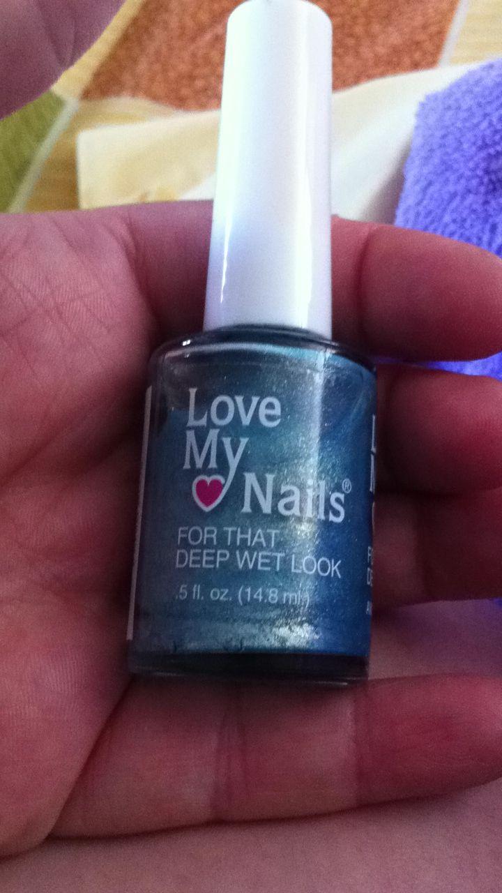 Paris Blue Love My Nails | Nail polish - blues | Pinterest | My ...