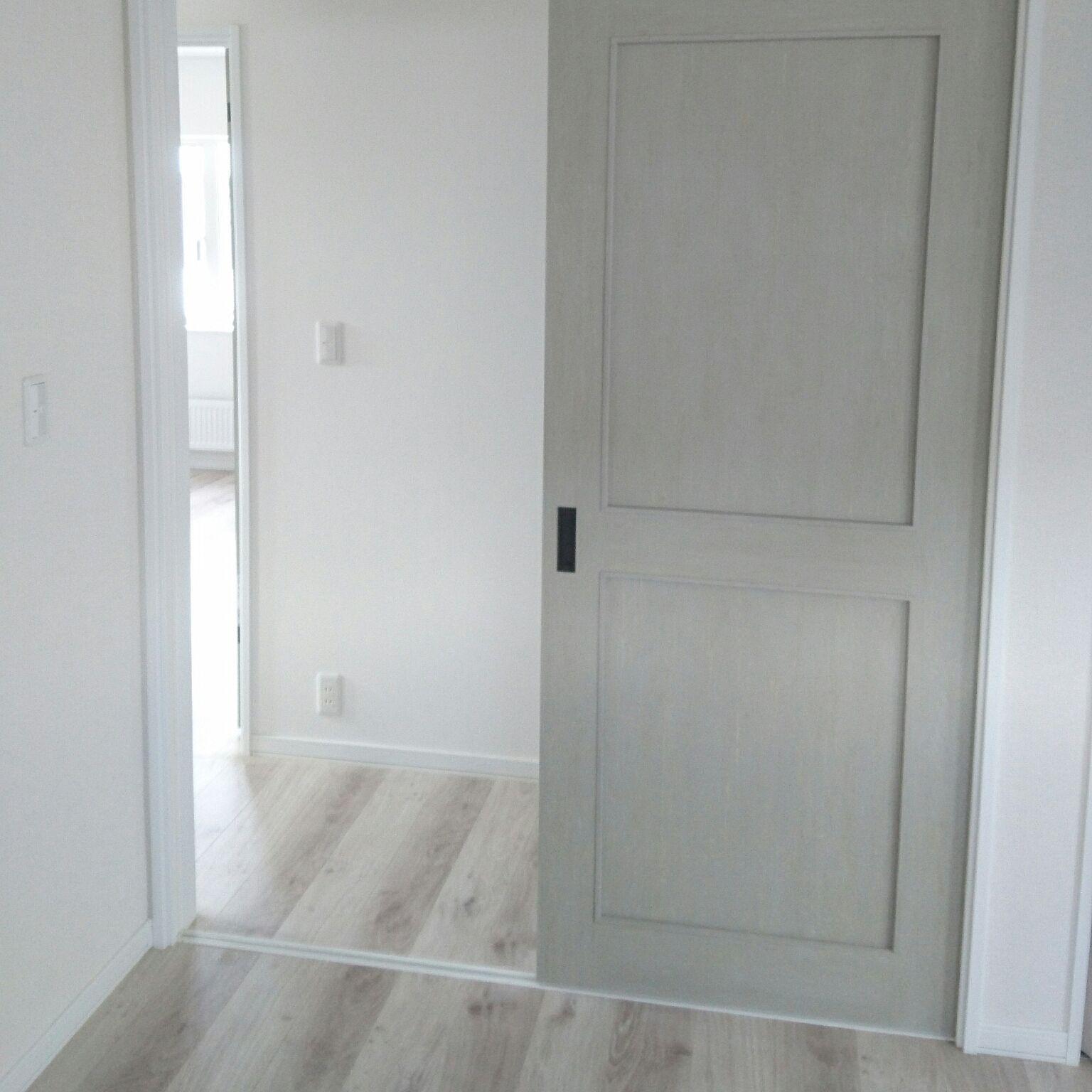 部屋全体 フローリング Lixil Lixilファミリーラインパレット ホワイト