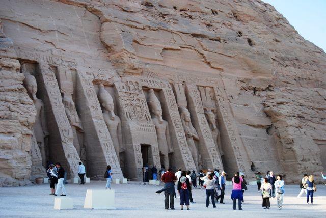 Egypt, Abu Simbel, Spiritual Holidays,   ancientsacredsitestours.com