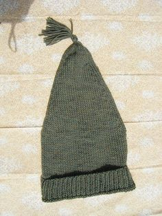 Knitted French Voyager Cap Also Sometimes Referred To A Sailor S Machault Red Cap Patterns Trapper Hat Pattern Toque Knitting Pattern
