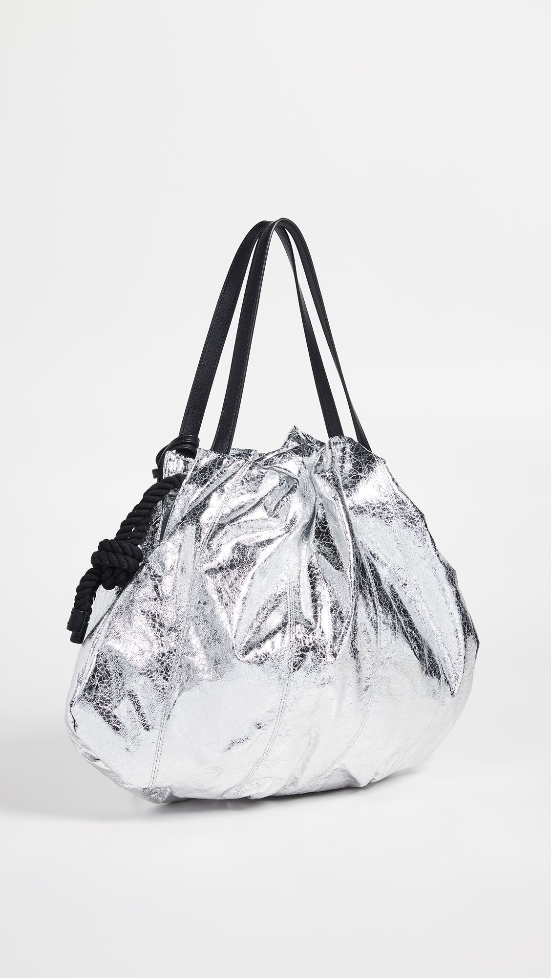 9c7412c2f2 Flo Shoulder Bag in 2019 | Trend SS20: Foil & Metallic | Bags, See ...