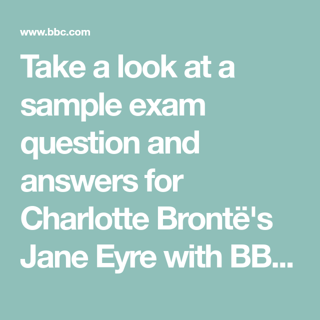 Take a look at a sample exam question and answers for Charlotte