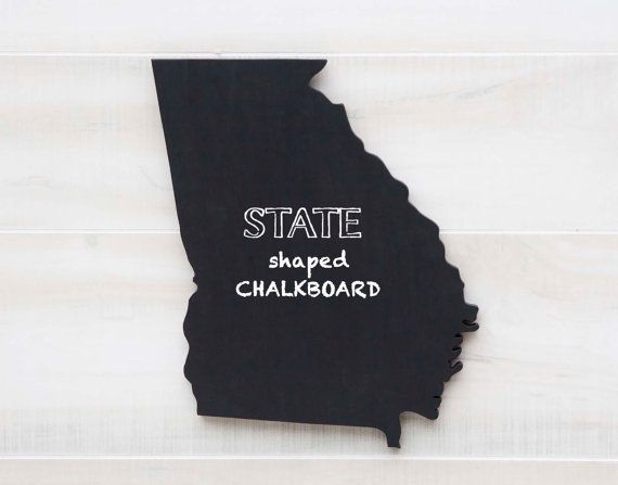Hey, I found this really awesome Etsy listing at https://www.etsy.com/listing/252477360/georgia-or-any-state-shape-sign-wood