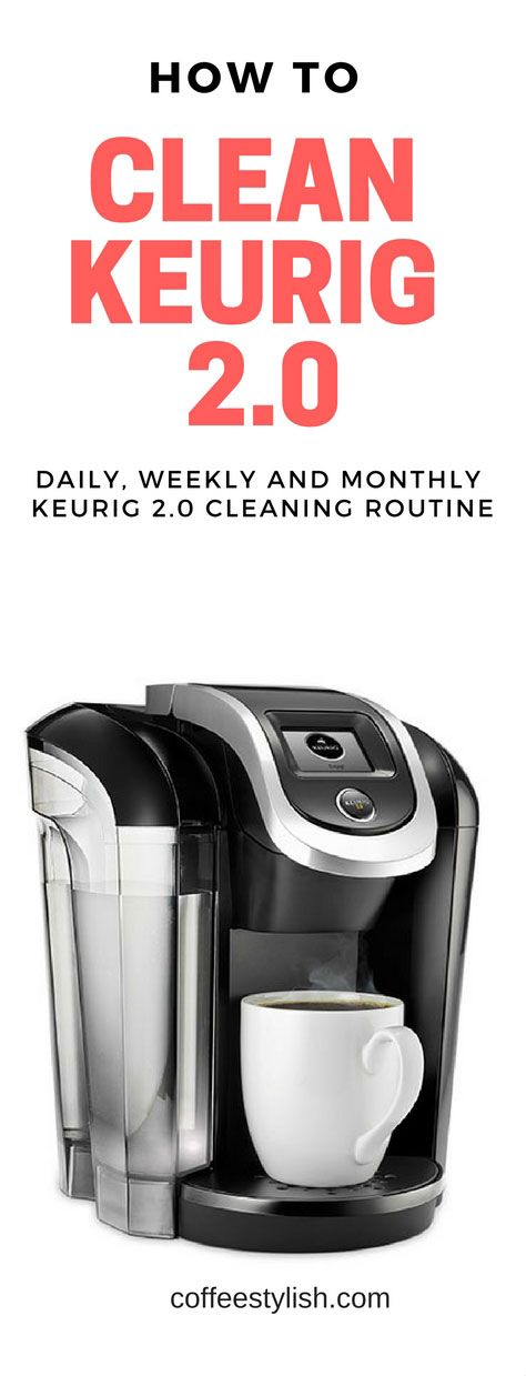 Small Window Ac Unit: How To Descale A Keurig 2 0