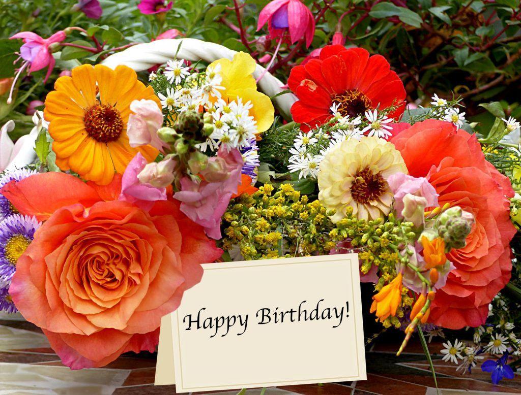 Flowers Birthday Elegant Birthday Flowers Jazz Bouquet