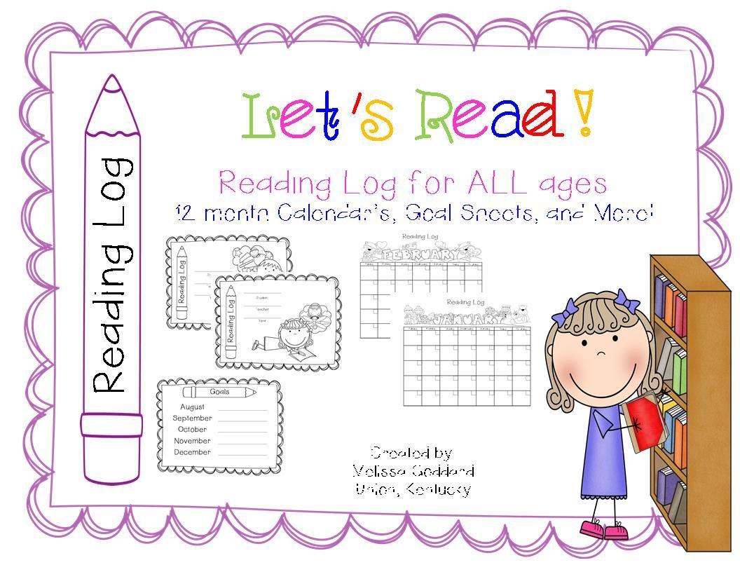 Reading Log Reading logs, Reading street, Reading