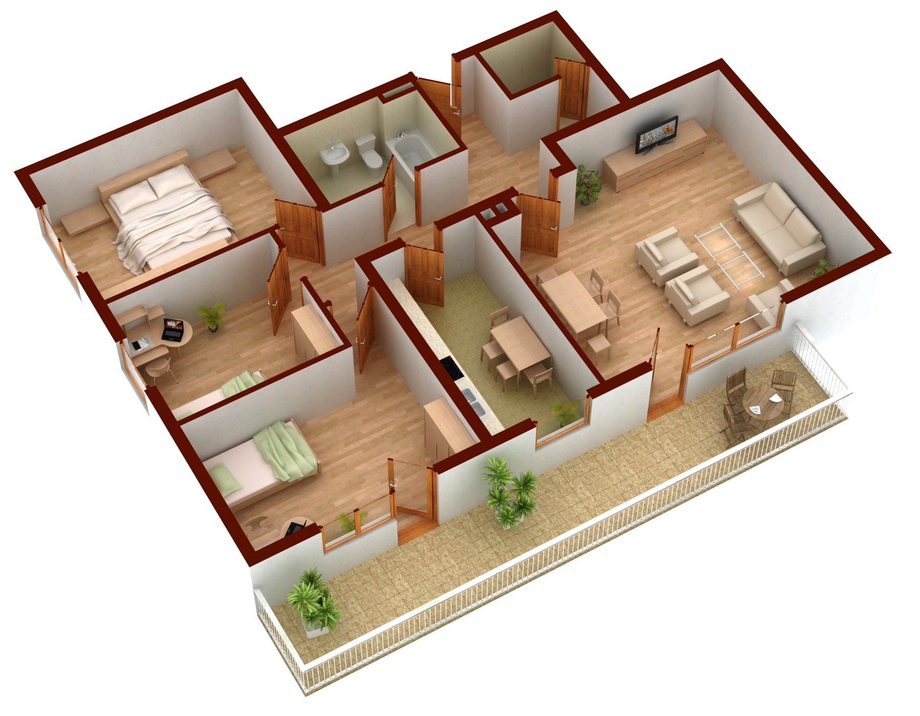 Small House Design With Floor Plan - https://delicious.com/anggarksa ...
