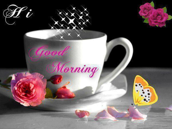 Good Morning Coffee Good Morning Coffee Morning Coffee Images Good Morning Flowers