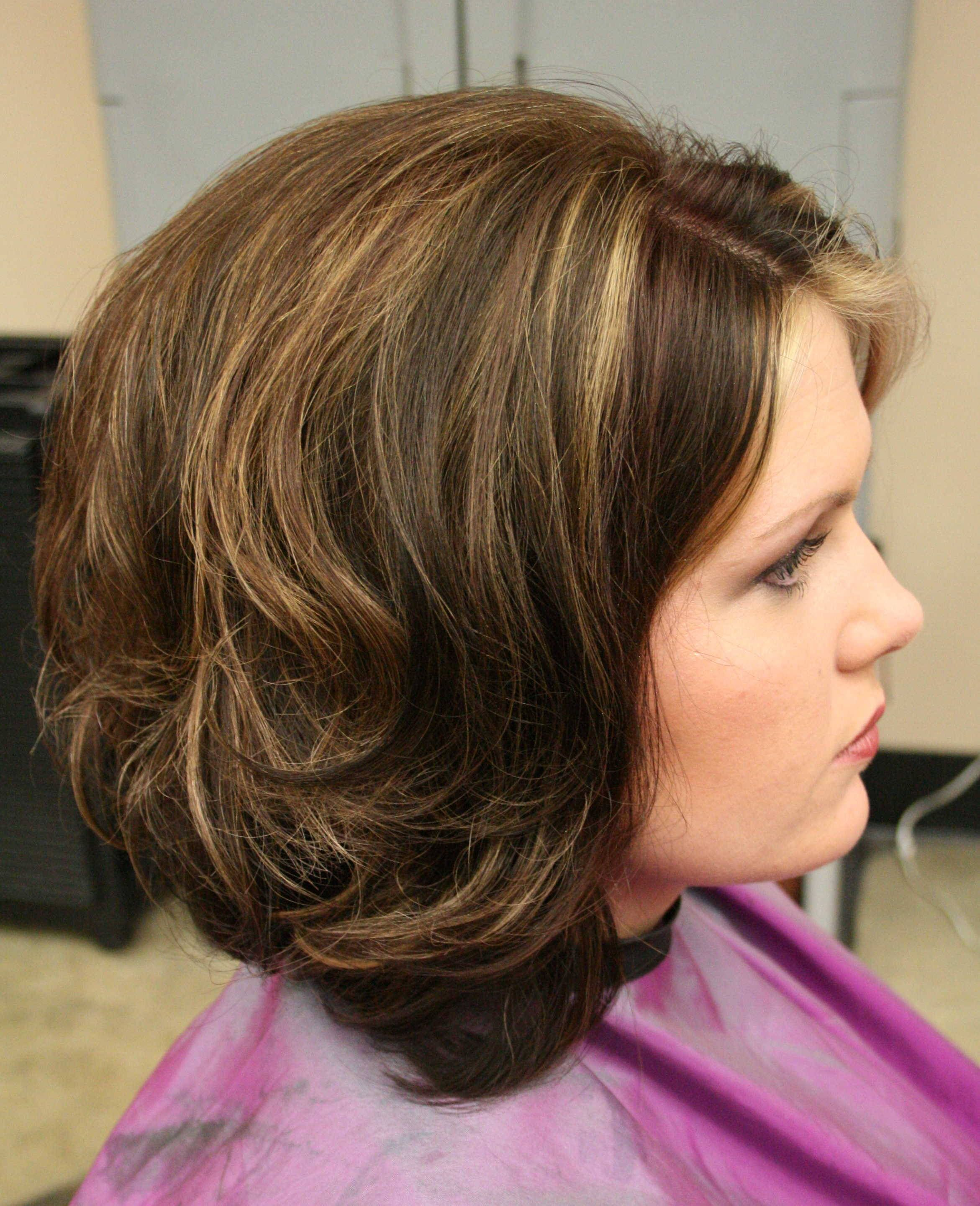 medium layered bob haircut pictures hair styles haircuts and color and the trends 5805