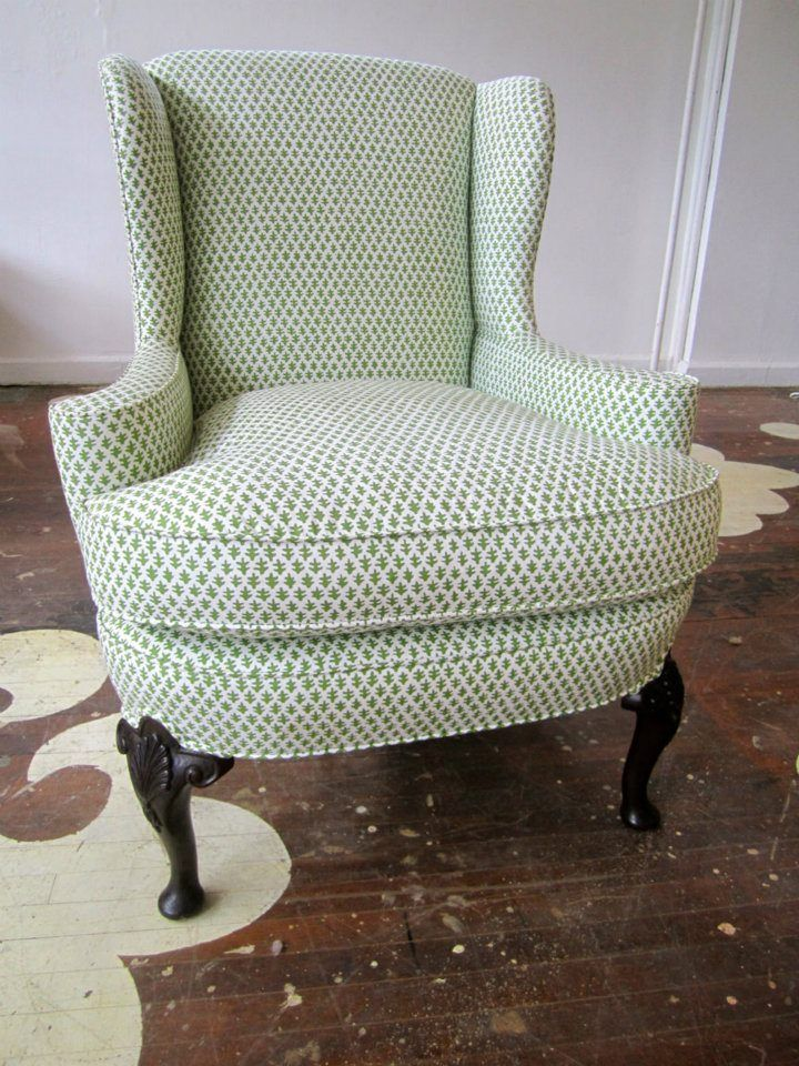We Love This Petite Antique Armchair! We Sourced This Chair, Sold It To A