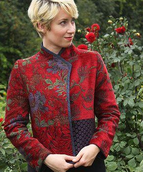 Mary Lynn O'Shea: Designer   Weaver   Essex Jacket