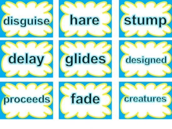 SRA Imagine It! 2nd Grade Unit 4 Look Again Word Cards product from Ms-Lyric on TeachersNotebook.com