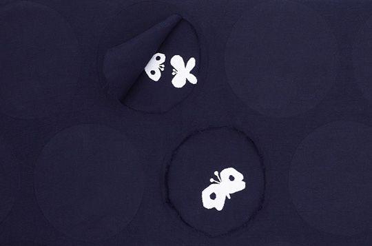 kakurenbo: textile   minä perhonen
