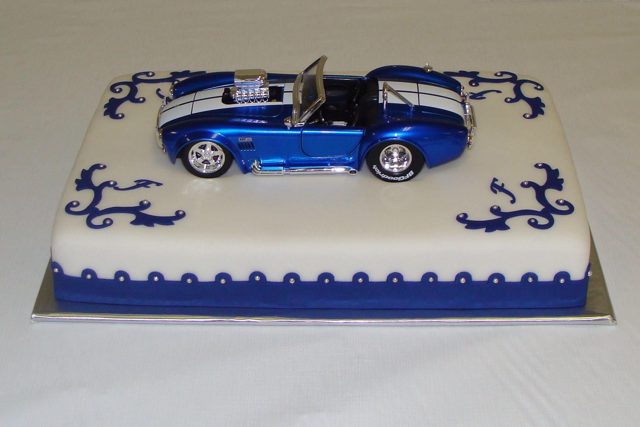 Race Car Cakes Ideas