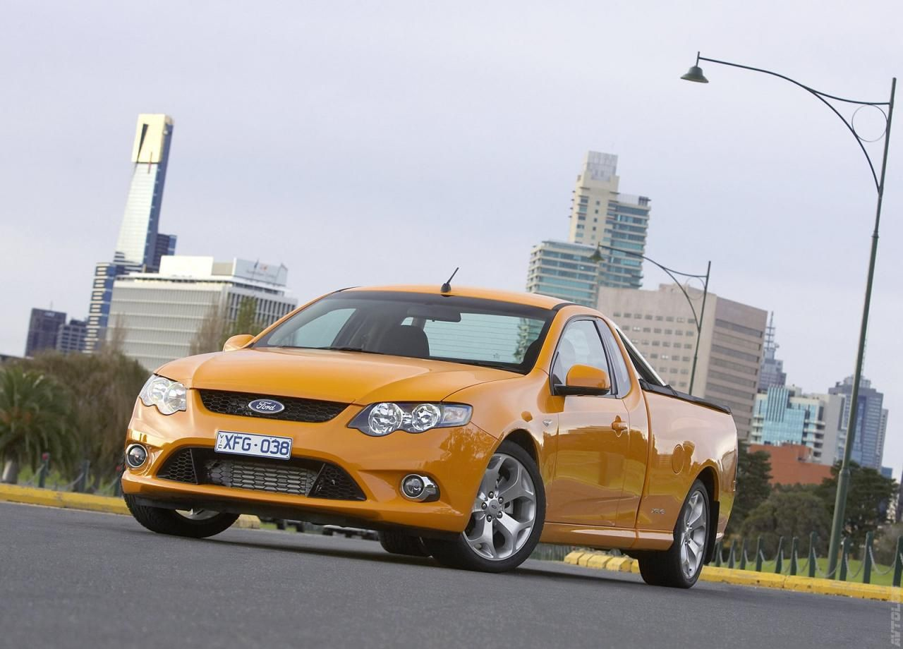 2008 Ford Fg Falcon Ute Xr6 Turbo Ford Ranger Ford Bronco Ford Falcon Australia