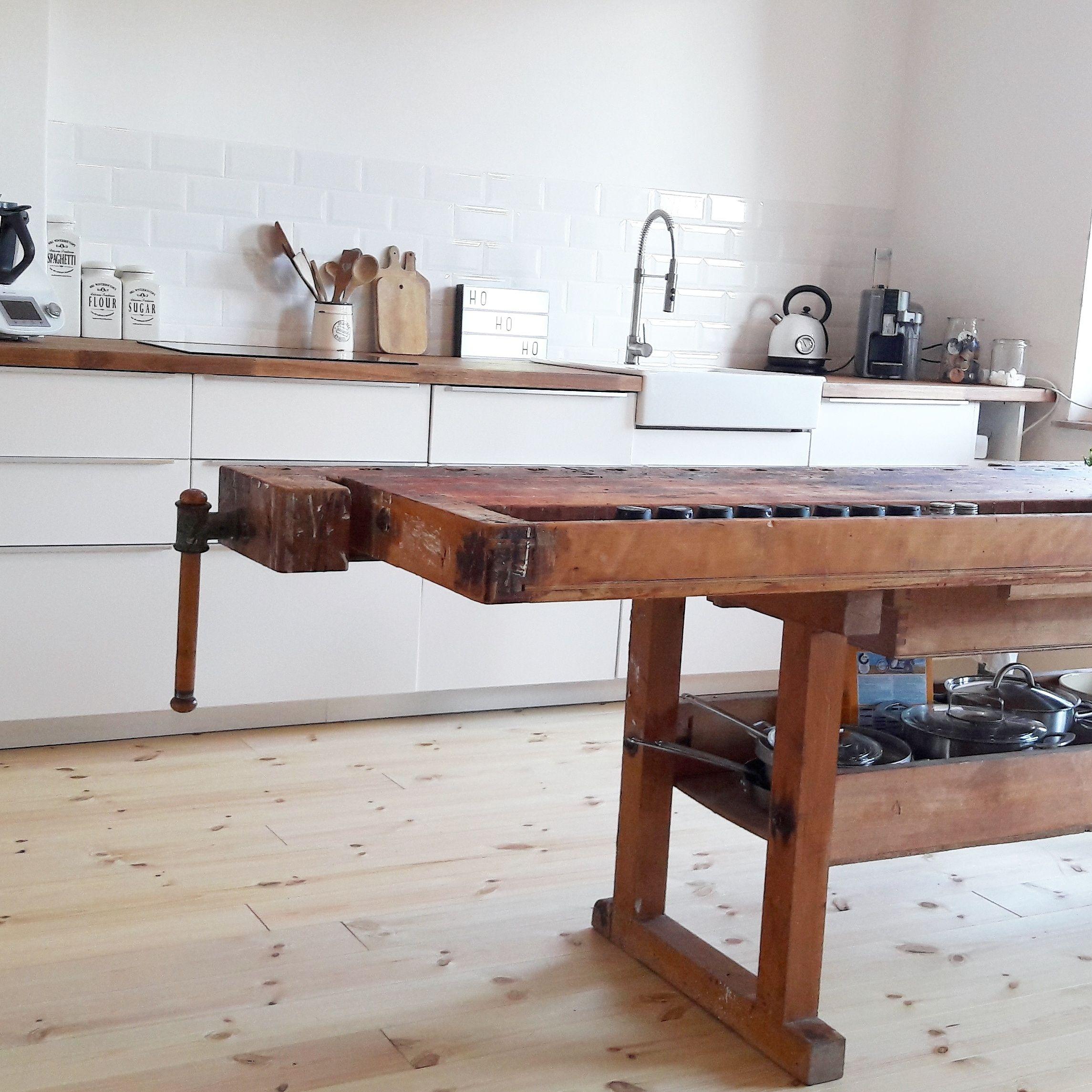 Kücheninsel Mit Theke Selber