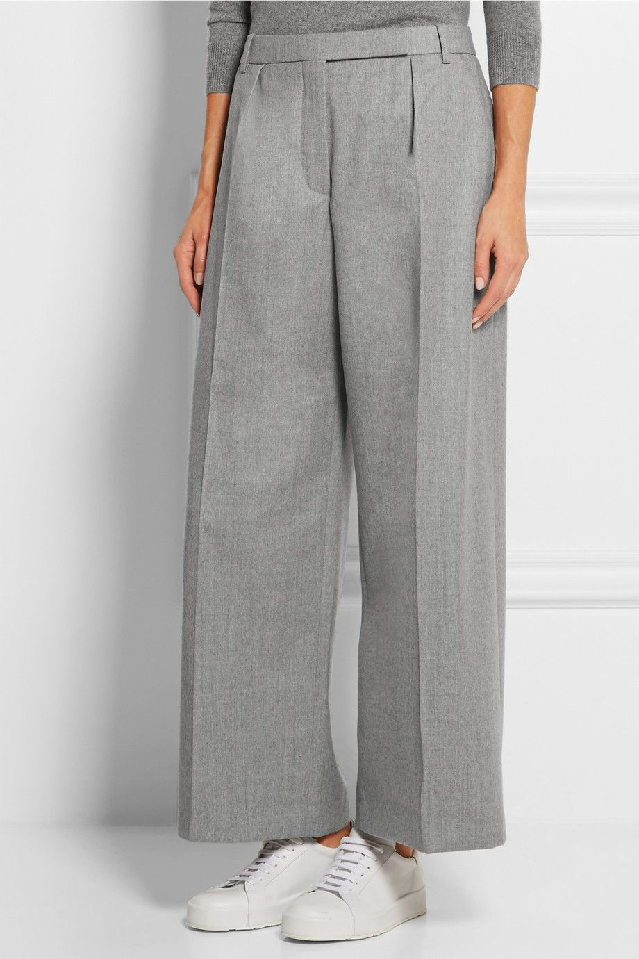 wide leg trousers - Black Carven Free Shipping Hot Sale iofUrf