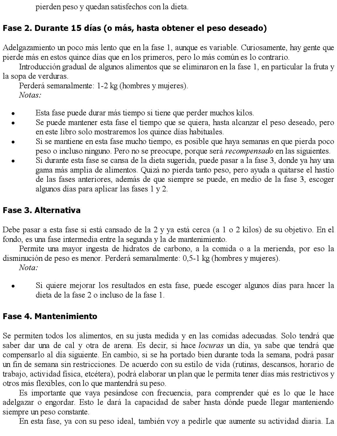 La dieta de los 31 dias agata roquette by El lugar del saber - issuu