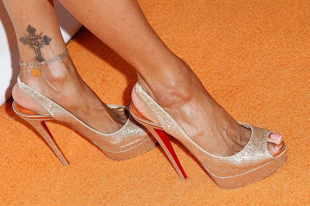 Stacey Dash Feet