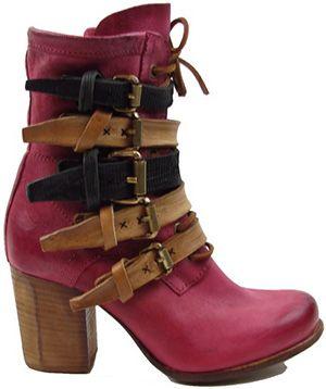 Ego Trip A.S.98 507209 Purple boots: US$450.   Boots, Purple