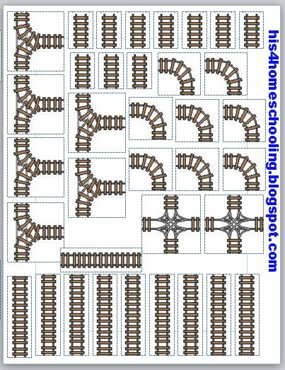 Unforgettable image throughout printable train tracks